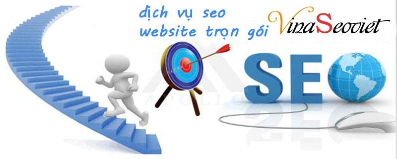 dịch vụ seo website trọn gói