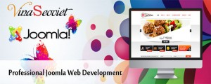 thiết kế website chuẩn seo jomla