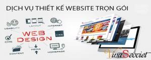 thiết kế website chuẩn seo trọn gói