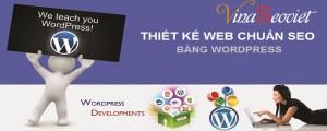 thiết kế website chuẩn seo wordpress chuyên nghiệp