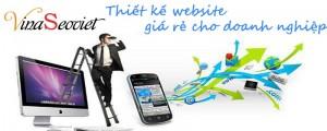 thiết kế website chuẩn seo giá rẻ cho doanh nghiệp