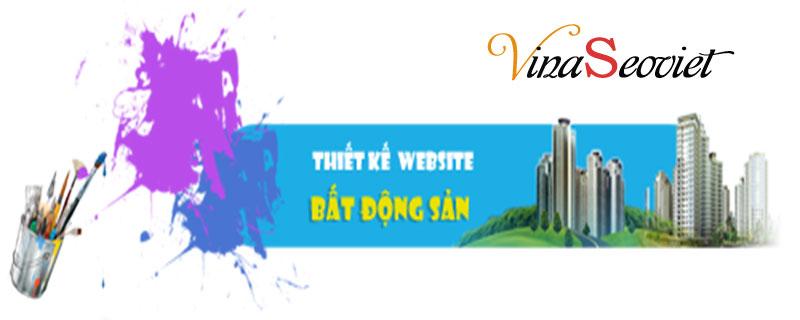 thiết kế website bất động sản, thiet ke website bat dong san
