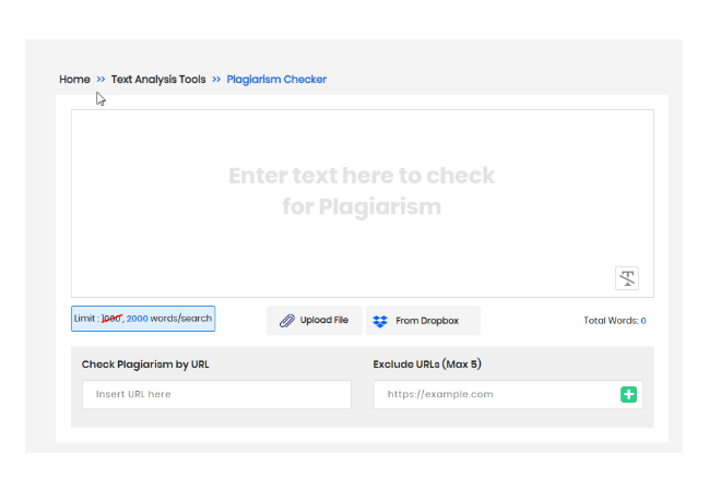 Searchenginereports – Nếu bạn đang viết content bằng tiếng Anh thì hãy thử dùng công cụ này nhé!