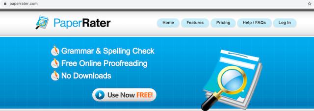 Paper Rater sẽ cho bạn những đề xuất hay ho hơn đấy!