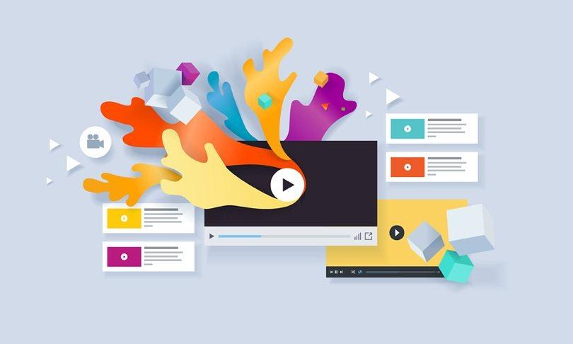 Landing page có chèn thêm các đoạn video để bổ sung cho nội dung có khả năng gia tăng tỷ lệ chuyển đổi hơn 80%